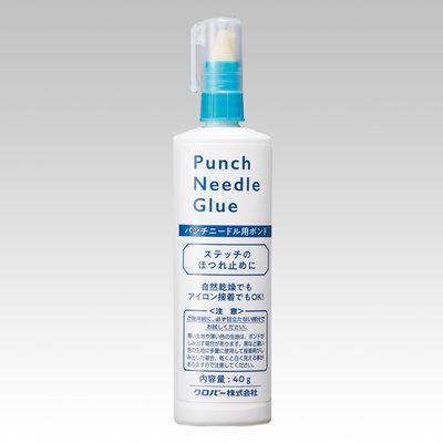 【傑美屋-縫紉之家】日本可樂牌工具-punch needle俄羅斯刺繡黏著劑 57769 簡單刺繡用膠