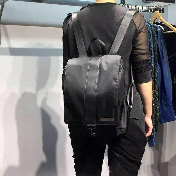 韓版尼龍雙肩歐美休閒商務背包