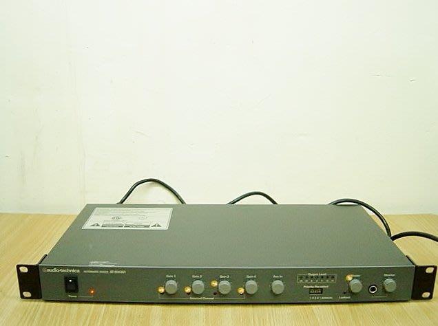 保固3個月【小劉2手家電】AUDIO TECHNICA 音效機/混音機,AT-MX351型,日本製,壞機可修理/回收