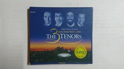 【鳳姐嚴選二手唱片】THE 3 TENORS IN CONCERT 1994