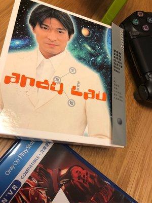 [KittyHawk]劉德華 愛無知 金裝版(CD+VCD) 含側標 1999年發行
