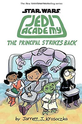 *小貝比的家*STAR WARS JEDI ACADEMY#06 PRINCIPAL STRIKES BACK /HC