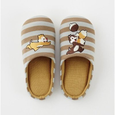 日本原裝~~迪士尼奇奇迪迪夏季新款室內拖鞋~~限量款~~