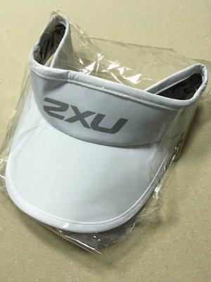 【烈日救星】2XU Run Visor 遮陽帽 中空帽 台中市