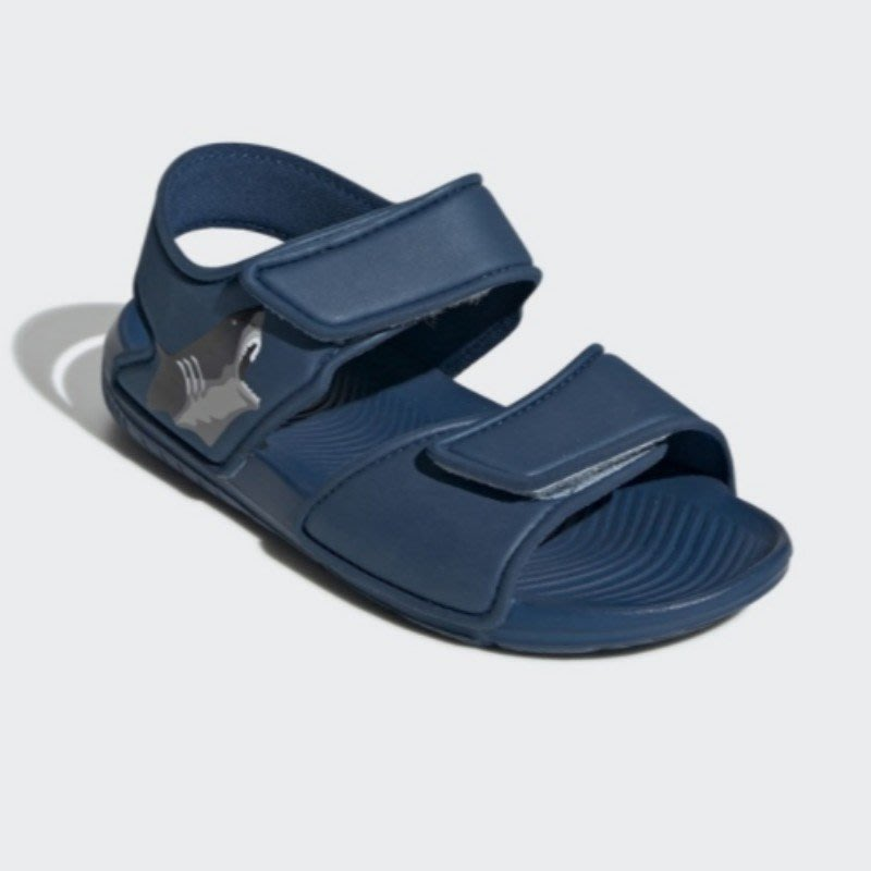 adidas 海灘系列(鯊魚)中童 17公分 原價1490元