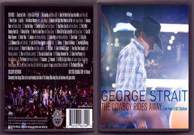 George Strait Live from AT&T Stadium 2014 (DVD)@XI31227