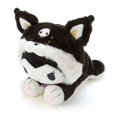 @雪花館@ 代購~正版酷洛米 ♥ 柴犬趴姿玩偶娃娃