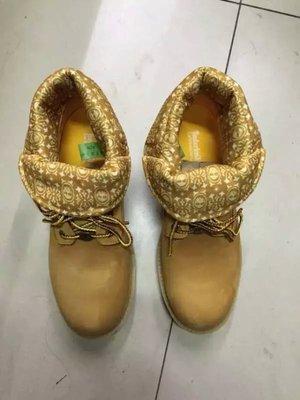 ╭☆包媽子店☆Timberland 新款 棕色牛皮機車靴