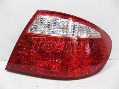 @Tokyo東京車燈部品@三菱 GRUNDER 05 原廠型LED紅白尾燈一顆1100