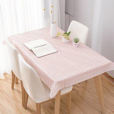 【創意蒐藏家】北歐PVC防水防燙防油免洗餐桌布 塑料桌巾 茶几布 蓋布 桌墊