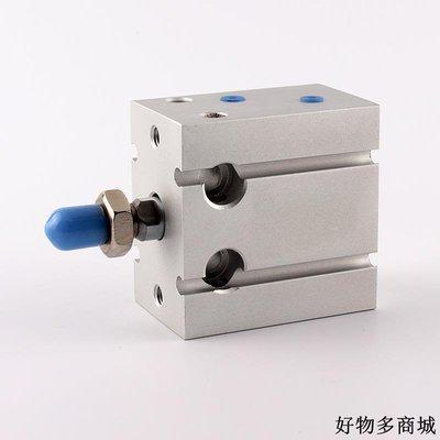省力接頭 快速接頭 不鏽鋼 SMC型小型自由安裝氣缸CU16-5/ 10/ 15/ 20/ 25/ 30/ 40/ 50/ 75/ 802件起出貨 台北市