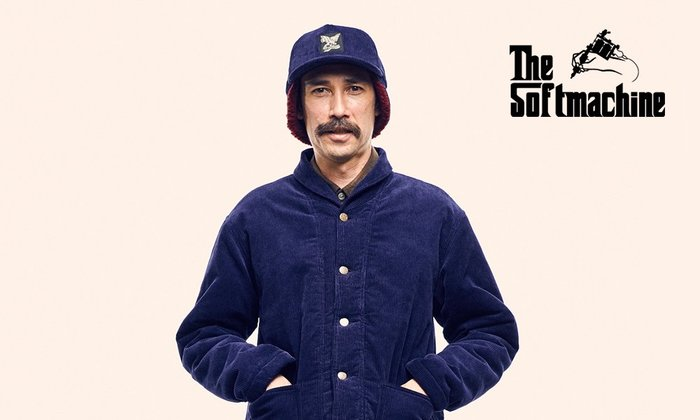 GOODFORIT / 日本 Softmachine No Country Jacket燈芯絨工裝夾克