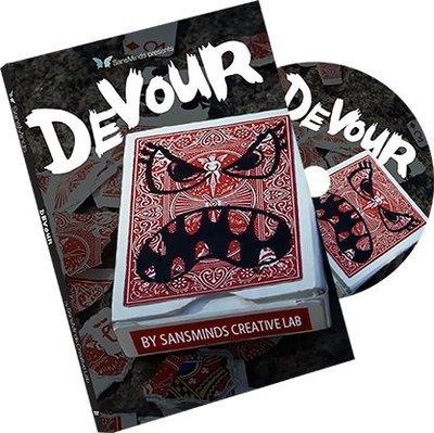 【天天魔法】【S783】正宗原廠~會咬碎牌的牌盒~Devour by SansMinds
