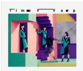 Perfume Time Warp (CD + DVD 單曲初回盤) 全新正版 2020/9/18 日發行