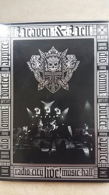 美版一區 Heaven & Hell 合唱團 - Radio City Music Hall Live 2007