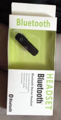 全新配件 HEADSET 無線藍芽耳機 大特價