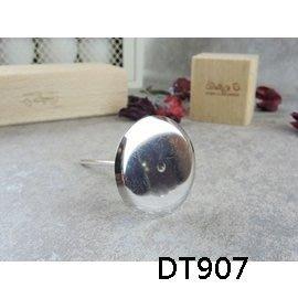 *愛焙烘焙* 焙蒂絲 Betty's 韓國花釘 DT907 韓式裱花專用 糖花 擠花針 304不鏽鋼 4cm 韓國製