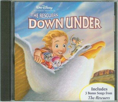"""""""救難小英雄(Rescuers Down Under)""""- Bruce Broughton(14),美版"""