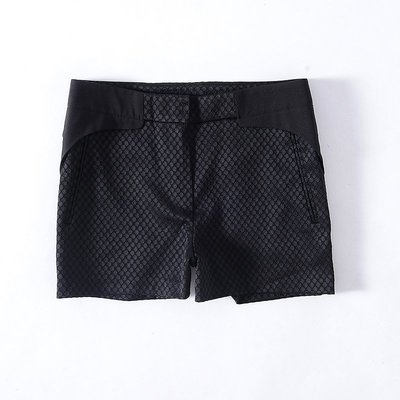 Small jie ~ 黃蕙玲 春秋款顯瘦短褲8H6633---S