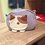 日本CARA卡拉貓GON醬立體耳朵防水化妝包/收納包 現貨