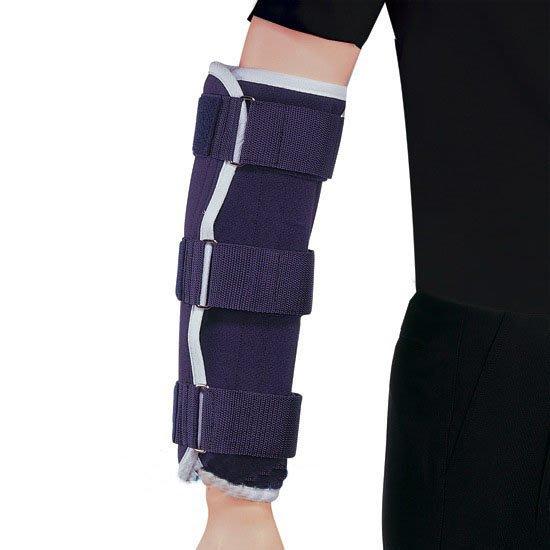 感統家族_20cm支撐架(Gaiter)副木支架 綁腿手腳固定用/多種尺寸(20cm長,單支)CP腦麻自閉中風術後