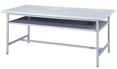 【品特優家具倉儲】◎P002-05會議桌固定腳白色檯面會議桌補習桌180*45◎
