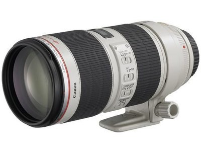 Canon EF 70-200mm F2.8L  IS II USM  小白兔 公司貨