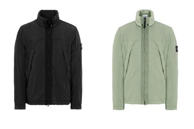 STONE ISLAND AW19 COMFORT TECHPOSITE GARMENT DYED JACKET 兩色