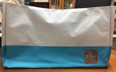 (Yuko小舖)HTC野餐墊 超大容量帆布袋 野餐 露營 休閒 手提袋 購物袋 側背包 帆布包 全新