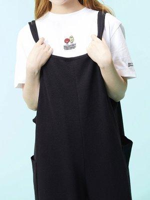 ☆AirRoom☆【現貨】WHITE BLANK Junk Point Tee 短TEE 韓國 副牌 女生 白