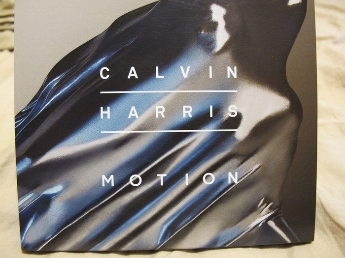 Calvin Harris 凱文哈里斯 Motion  Summer