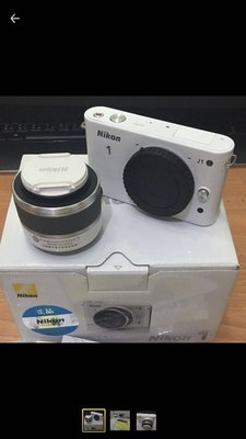 Nikon j1 公司貨