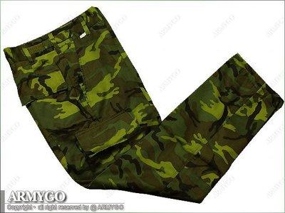 【ARMYGO】國軍制式陸軍迷彩長褲