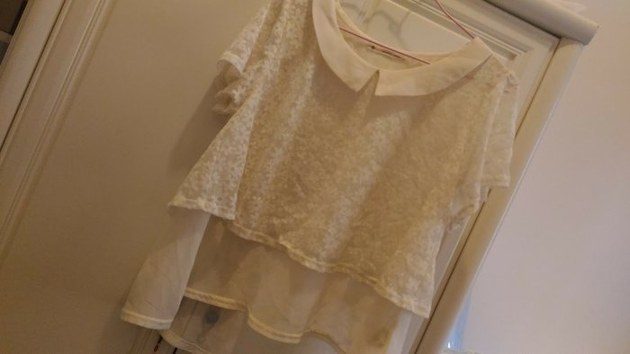 120元含運費 轉賣雪紡衣,喜歡正韓  sora,naked's,aing,韓妮,i_love-holic_a