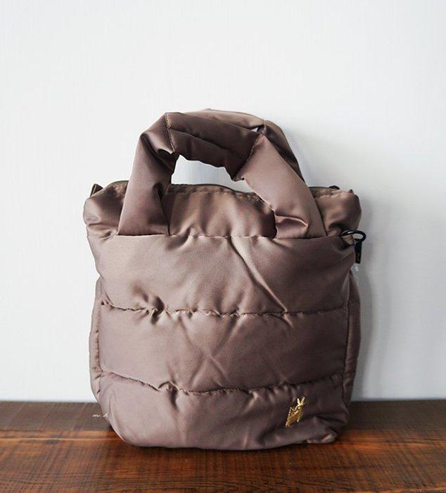 MH 日本雜貨 ROOTOTE 經典 黑色/摩卡 袋鼠包 空氣感 手提 斜背 包 兩用 媽媽包 (霧面)