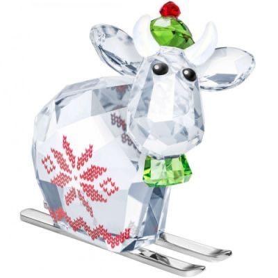 Swarovski 聖誕牛