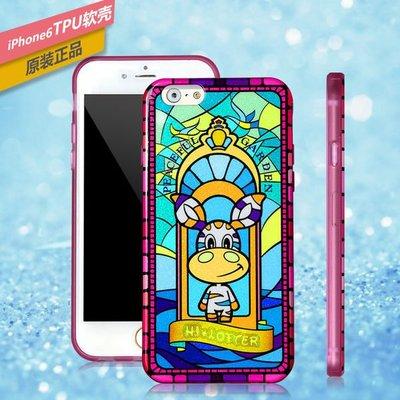 /SY/蘋果iphone 6 5.5吋【預購】LOFTER 洛夫特教堂窗畫系列 保護套 APPLE 6 plus 超薄