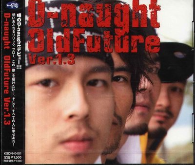 K - D-naught - Old Future ver.1.3 - 日版 - NEW