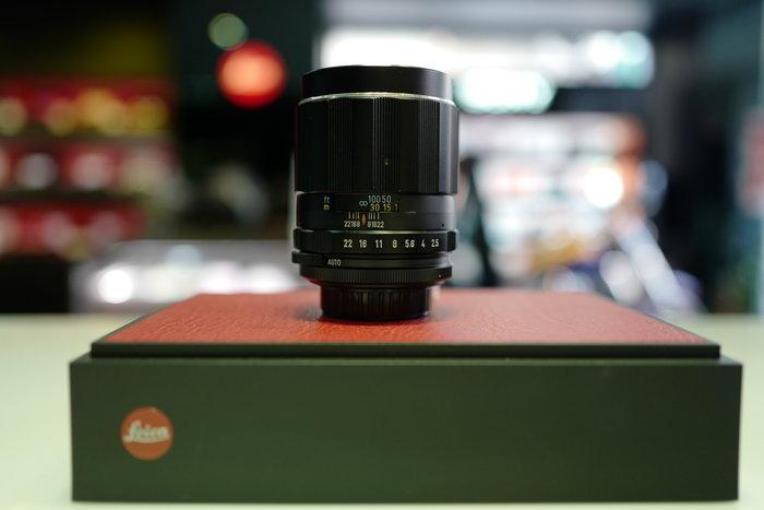 【日光徠卡】Pentax Super-Multi-Coated TAKUMAR 135mm f/2.5 #4968***
