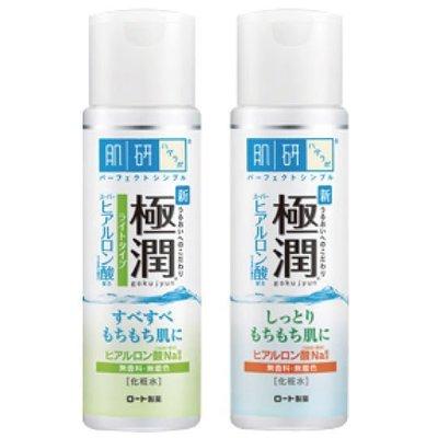 ROHTO 肌研 極潤玻尿酸保濕化妝水 170ml
