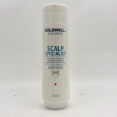 美國愛買 歌薇 GOLDWELL 輕感 深層清潔洗髮精250ml 高雄面交 超取