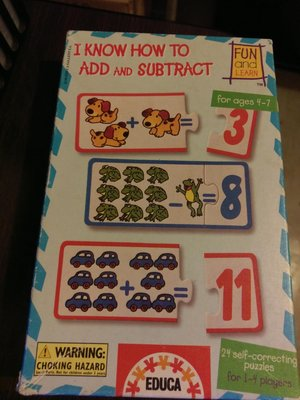I KNOW HOW TO SDD SUBTRACT(EDUCA)