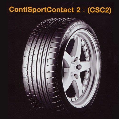 【AS輪馬牌 CSC2 225 45 17 失壓續跑胎 防爆胎 德國製 特價中 非 PS3 CSC5 RE002 T1R