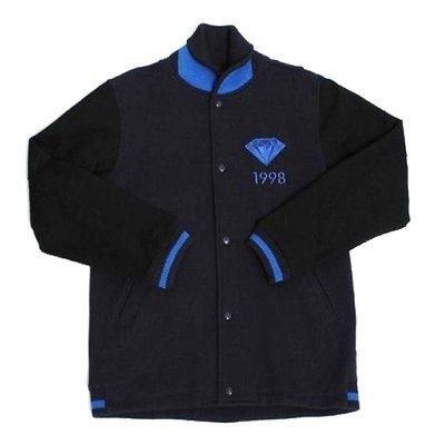 [WESTYLE] Diamond Supply Co 1998 Emblem Varsity Jacket 藍 外套