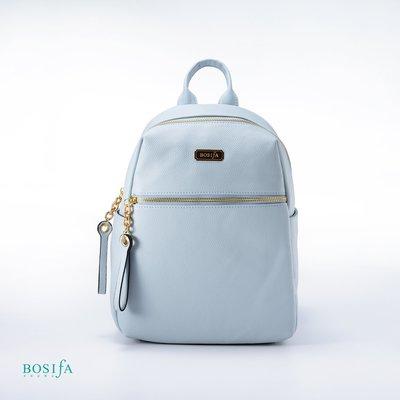 Bosifa 台灣專櫃品牌 天空藍 後...