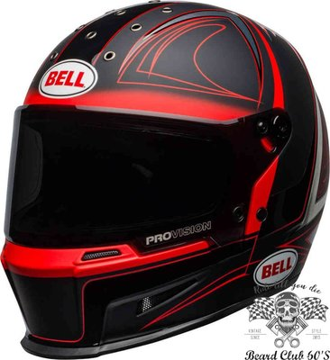 ♛大鬍子俱樂部♛ Bell ® Eliminator Hart Luck 美國 原裝 全罩 安全帽 2020