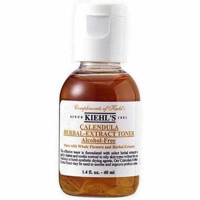 ♡NANA♡Kiehl's 契爾氏 金盞花植物精華化妝水40ML 外出攜帶mini瓶 體驗瓶