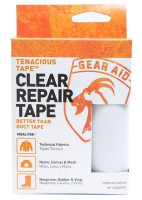 【速捷戶外露營】美國McNETT #10691 Tenacious Tape 強力補丁(透明)
