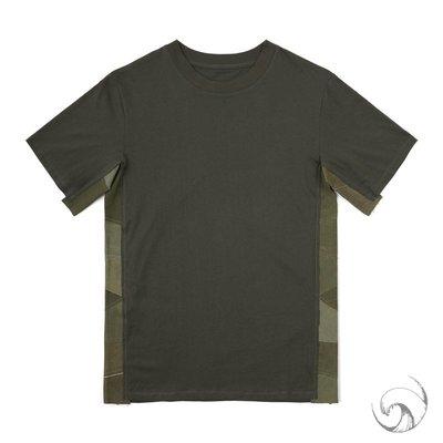 【現貨】 HUMBLE短袖 OS版型T-shirt 古軍布復古潮流男女半袖T恤