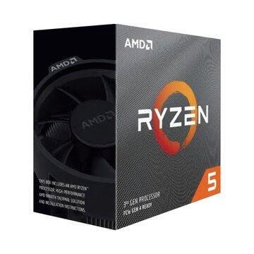 暫缺【宅天下】AMD Ryzen 5-5600X 6核12緒 3.7~4.6GHz /7nm/ 65W 搭機組裝另有優惠